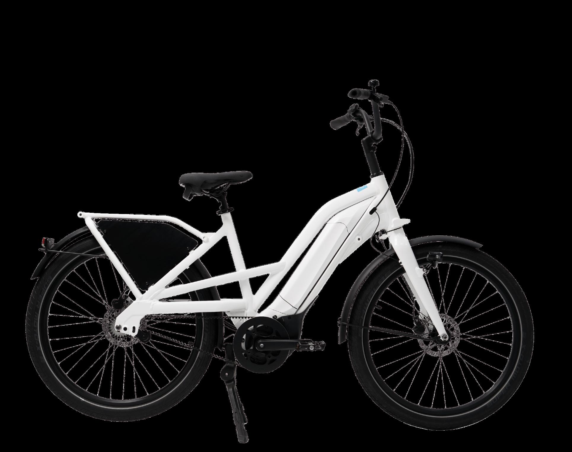 Giant elektrische fiets, ConnectBike, wit