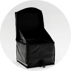 Bezorgbox, soft 50L, open